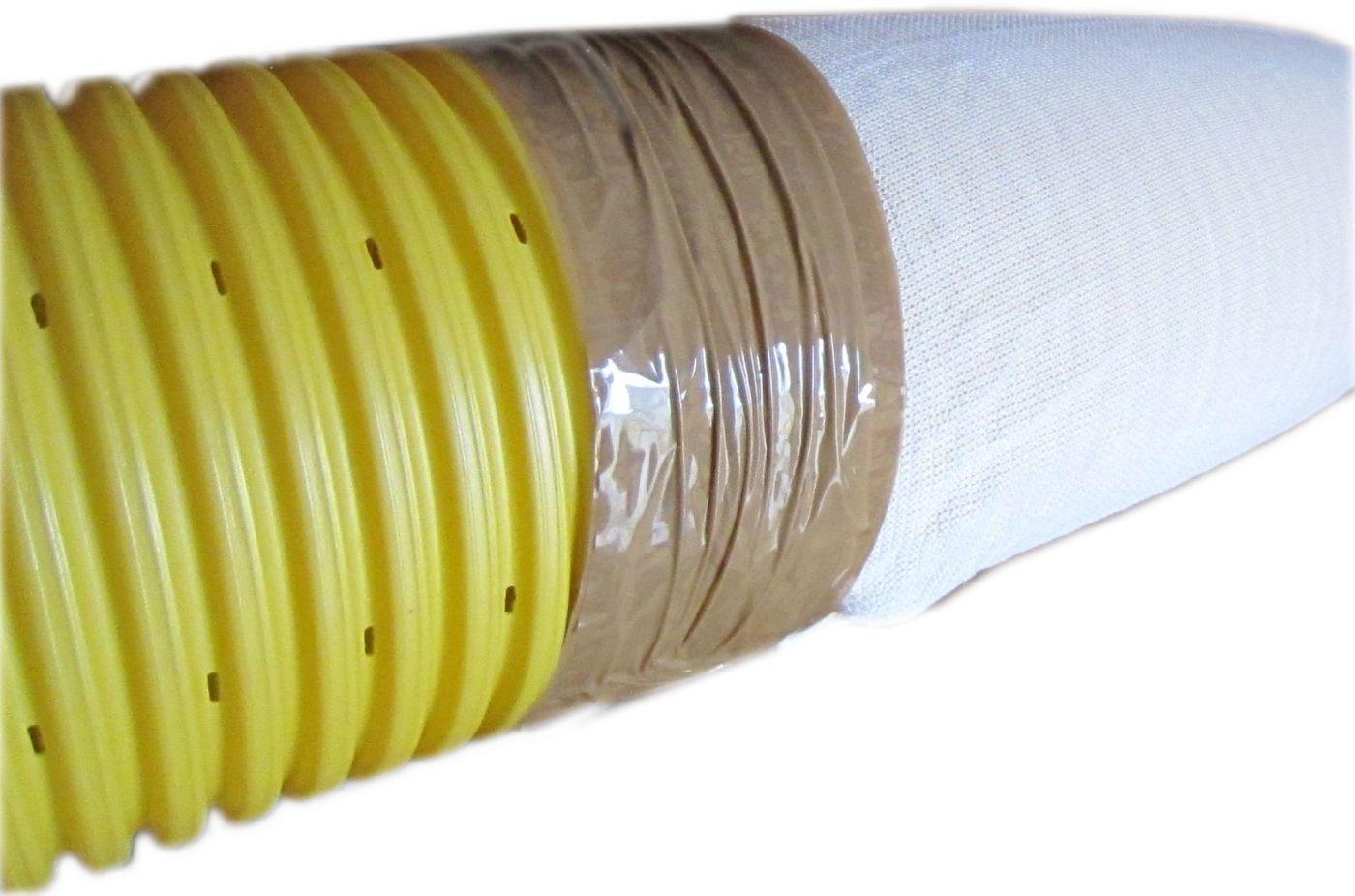 5m g otextile pour drain agricole perfor d100. Black Bedroom Furniture Sets. Home Design Ideas